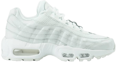 84799bfba0 Wmns Air Max 95 Premium 'Summit White' - Nike - 807443 102 | GOAT