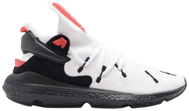 a7964ea8be625 Y-3 Kusari 2  White Black Red  - adidas - BC0964
