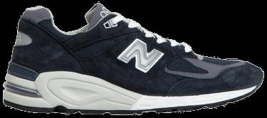 premium selection b166b 623d2 990v2 'Navy White' - New Balance - M990NV2 | GOAT