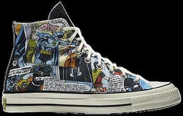 94fdc680f060 DC Comics x Chuck Taylor All Star 70 High  Batman  - Converse ...
