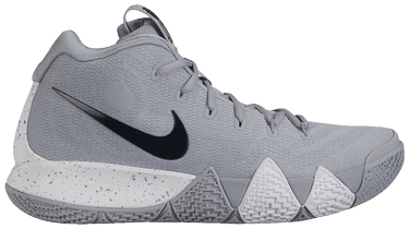 check out 6a745 56d06 Kyrie 4 'Wolf Grey'