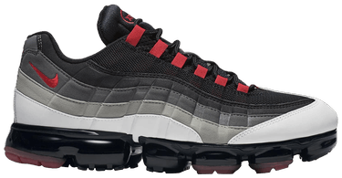 watch 1035e 34f2a Air VaporMax 95 'Hot Red'