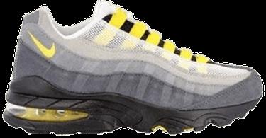sale retailer 661da 4891b Air Max 95 GS 'Tour Yellow' - Nike - 307565 180 | GOAT