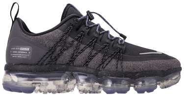 64c9437b472 Wmns Air VaporMax Run Utility  Black  - Nike - AQ8811 001