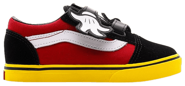 f094655cc2 Disney x Old Skool Velcro Toddler  Mickey Hugs  - Vans - VN0A344KUJF ...