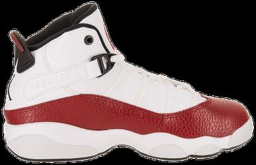 detailing 1c496 a104e Jordan 6 Rings PS 'University Red'