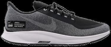 46e9ae3d945 Air Zoom Pegasus 35 Shield  Black Cool Grey  - Nike - AA1643 001