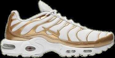 online store 974a7 33bb6 Wmns Air Max Plus 'White Gold'