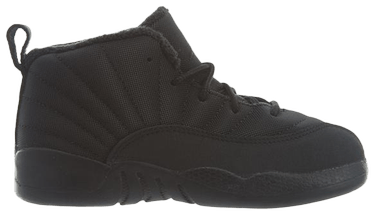 huge discount 892d6 aac9a Air Jordan 12 Retro Winterized PS 'Triple Black'