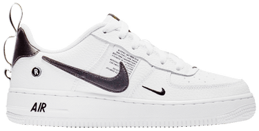 classic fit 4d36e f17a0 Air Force 1 LV8 Utility GS  Overbranding . Nike