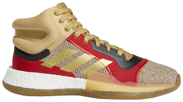 36454f162f2 Marquee Boost  Red Gold  - adidas - G27742