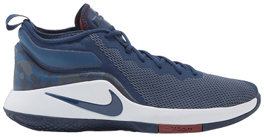 best sneakers a213f 32c5b LeBron Witness 2  College Navy