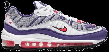 11a076a05fc Wmns Air Max 98  Raptors  - Nike - AH6799 110
