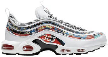 size 40 3697a 7a10b Air Max Plus 97 'City Pride Miami'