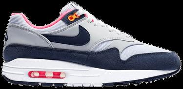 3918897927f03 Wmns Air Max 1  Midnight Navy  - Nike - 319986 116
