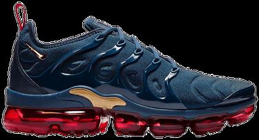 Air VaporMax Plus  Midnight Navy  - Nike - 924453 405  3c06fa7cf