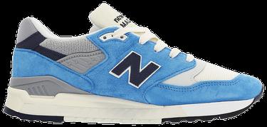 best sneakers ff0a6 9f892 J.Crew x 998 'Light Blue'
