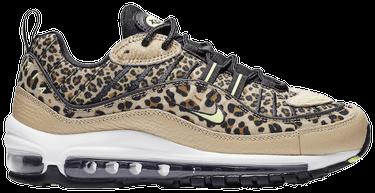 f87ab5700559 Wmns Air Max 98 Premium 'Leopard' - Nike - BV1978 200   GOAT