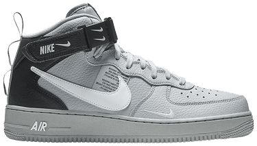 online store a6663 b714d Air Force 1 07 Mid LV8 'Wolf Grey'