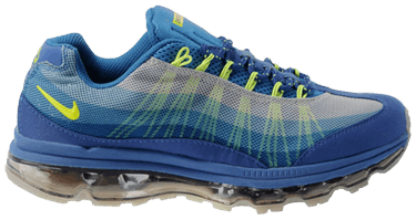 competitive price 13069 077d0 Livestrong x Air Max 95 Dynamic Flywire  Hyper Blue . Nike