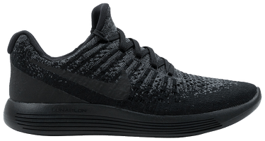 e4d8d269b9579 Wmns LunarEpic Low Flyknit 2  Black Dark Grey  - Nike - 863780 004 ...