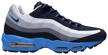 huge discount c7c1c ed5ff Air Max 95  No Sew - Dark Obsidian