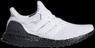 f315e433802 UltraBoost 4.0  White Black  - adidas - DB3197