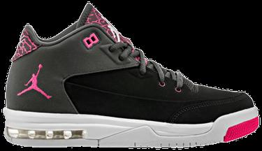 5ab50d0225b3 Jordan Flight Origin 3 GS  Black Pink  - Air Jordan - 820250 060