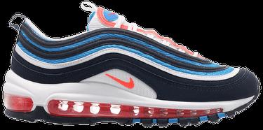 4faf106018 Air Max 97 'OKC Thunder' - Nike - BQ7551 100 | GOAT