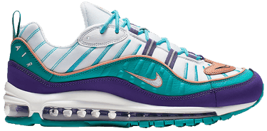 e09749cf924f1 Air Max 98 'Spirit Teal' - Nike - 640744 500 | GOAT