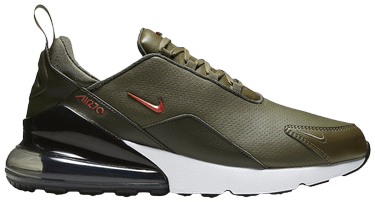 new style 4cae8 539bc Air Max 270 Premium Leather 'Olive'