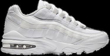 Air Max 95 GS 'White Vast Grey'
