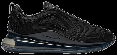 11992a2c6eb9 Air Max 720  Triple Black  - Nike - AO2924 007