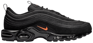 premium selection 2fa16 2829f Air Max Plus 97 'Black Orange'