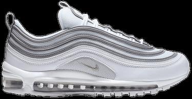 2003b6a6d1 Air Max 97 'White Silver' - Nike - 921826 105 | GOAT