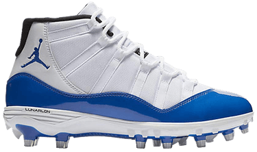 competitive price 9a678 d6863 Air Jordan 11 Retro TD Cleat 'Game Royal'