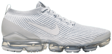 uk availability 60f0f d86a6 Air VaporMax Flyknit 3  Pure Platinum . Nike