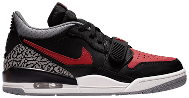 the best attitude a0775 34117 Jordan Legacy 312 Low  Bred Cement