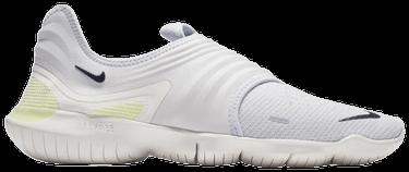 a39eadfb1a2c1 Free RN Flyknit 3.0  Pure Platinum  - Nike - AQ5707 004