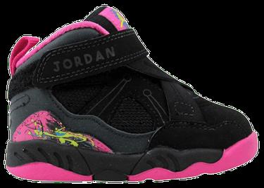 the latest ef8d8 2007b Air Jordan 8 TD 'Pink High Voltage'