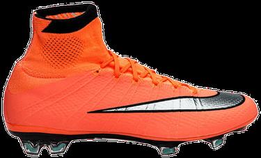 59014773deb Mercurial Superfly FG  Bright Mango  - Nike - 641858 803