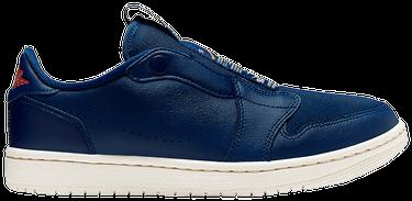 3f002694a62d Wmns Air Jordan 1 Low Slip  Blue Void  - Air Jordan - AV3918 408