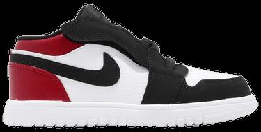 cheap for discount 64a10 e7d4c Jordan 1 Low ALT TD  Black Toe