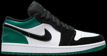 a404e01e86 Air Jordan 1 Low  Mystic Green  - Air Jordan - 553558 113