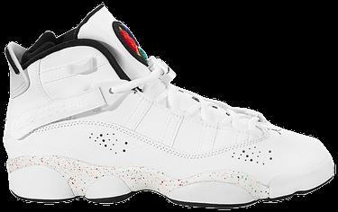 sports shoes 2ef35 917f5 Jordan 6 Rings GS 'Confetti'