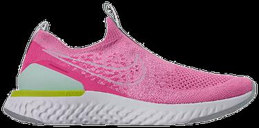 50ecad3d3 Wmns Epic Phantom React Flyknit 'Psychic Pink' - Nike - CJ0172 600 ...