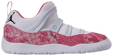 4acf9aede23 Air Jordan 11 Retro Little Flex PS 'Pink Snakeskin' - Air Jordan ...