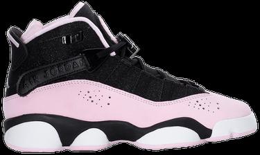 online store d628f bb2de Jordan 6 Rings GS 'Black Pink Foam'