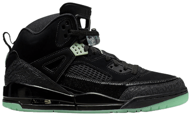 check out 030eb 3c71e Jordan Spizike 'Green Glow'