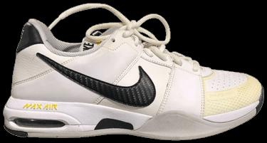 fb9cafff7b68e Air Max Courtballistec 1.2 'White Black' - Nike - 366627 101 | GOAT